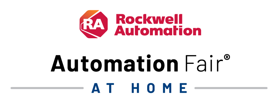 Automation Fair at Home Event Logo