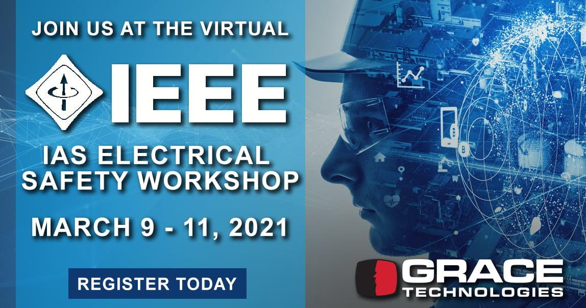 2021 IEEE Tradeshow Social Media Post