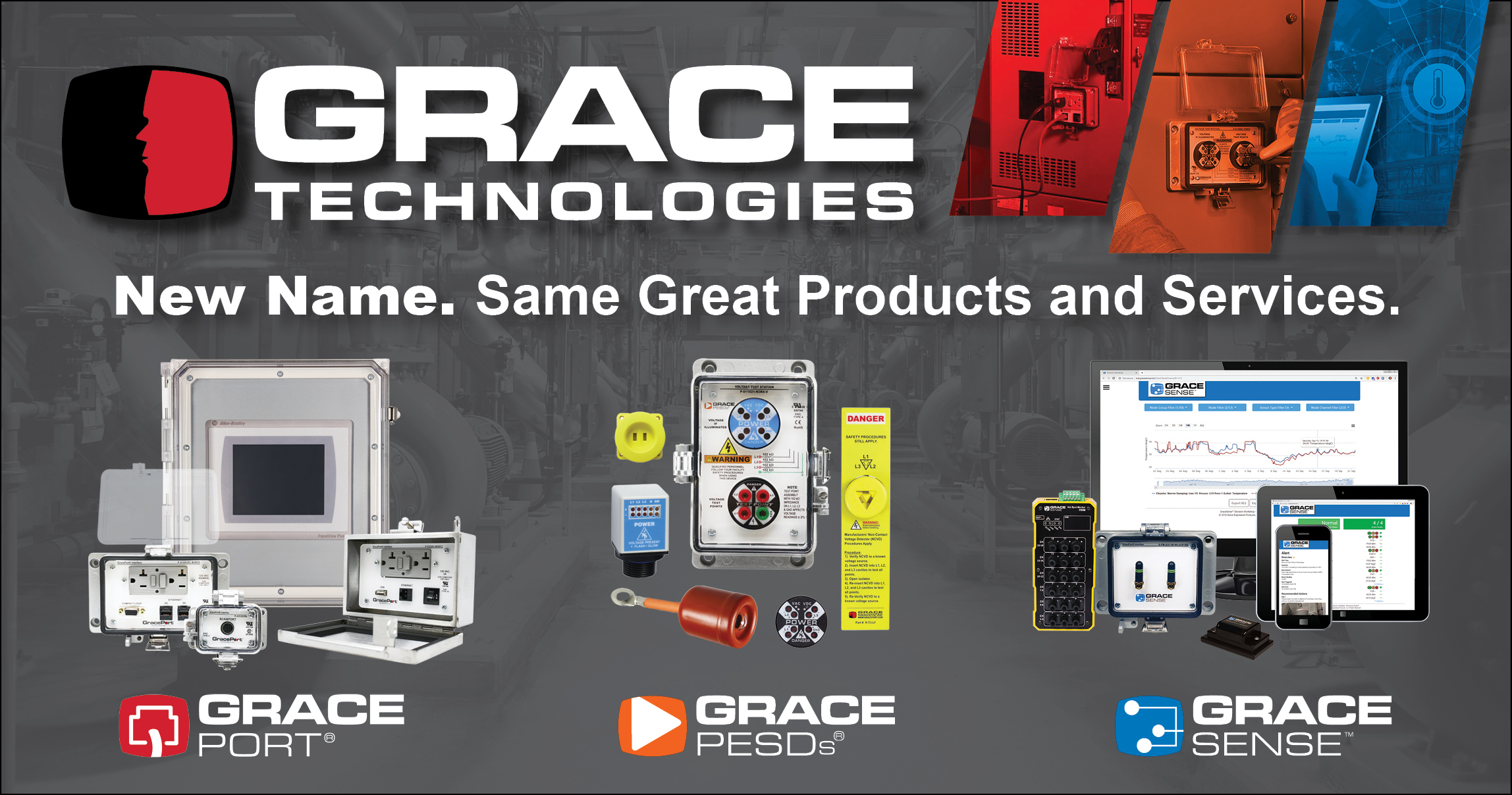 Grace Technologies product line overview
