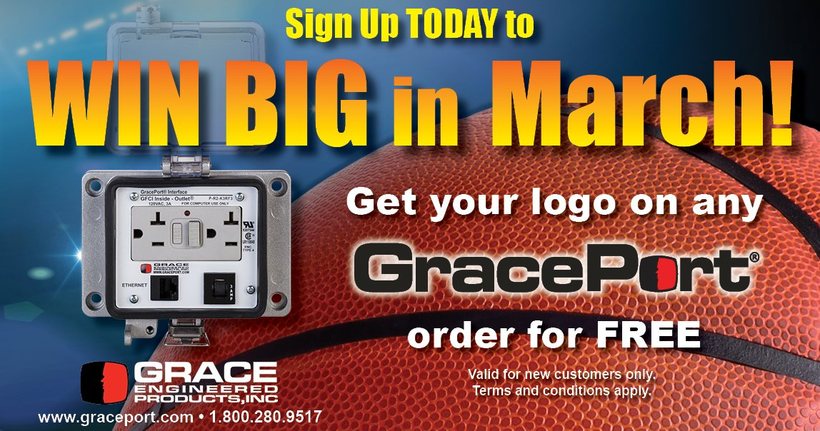 March Madness Gracpeort Promo Social Ad2