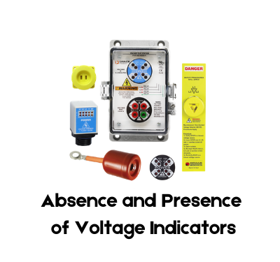 Absence & Presence of Voltage Indicators