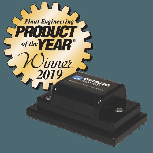 Vibration Sensor Node Product of the Year 2019 Plant Engineering