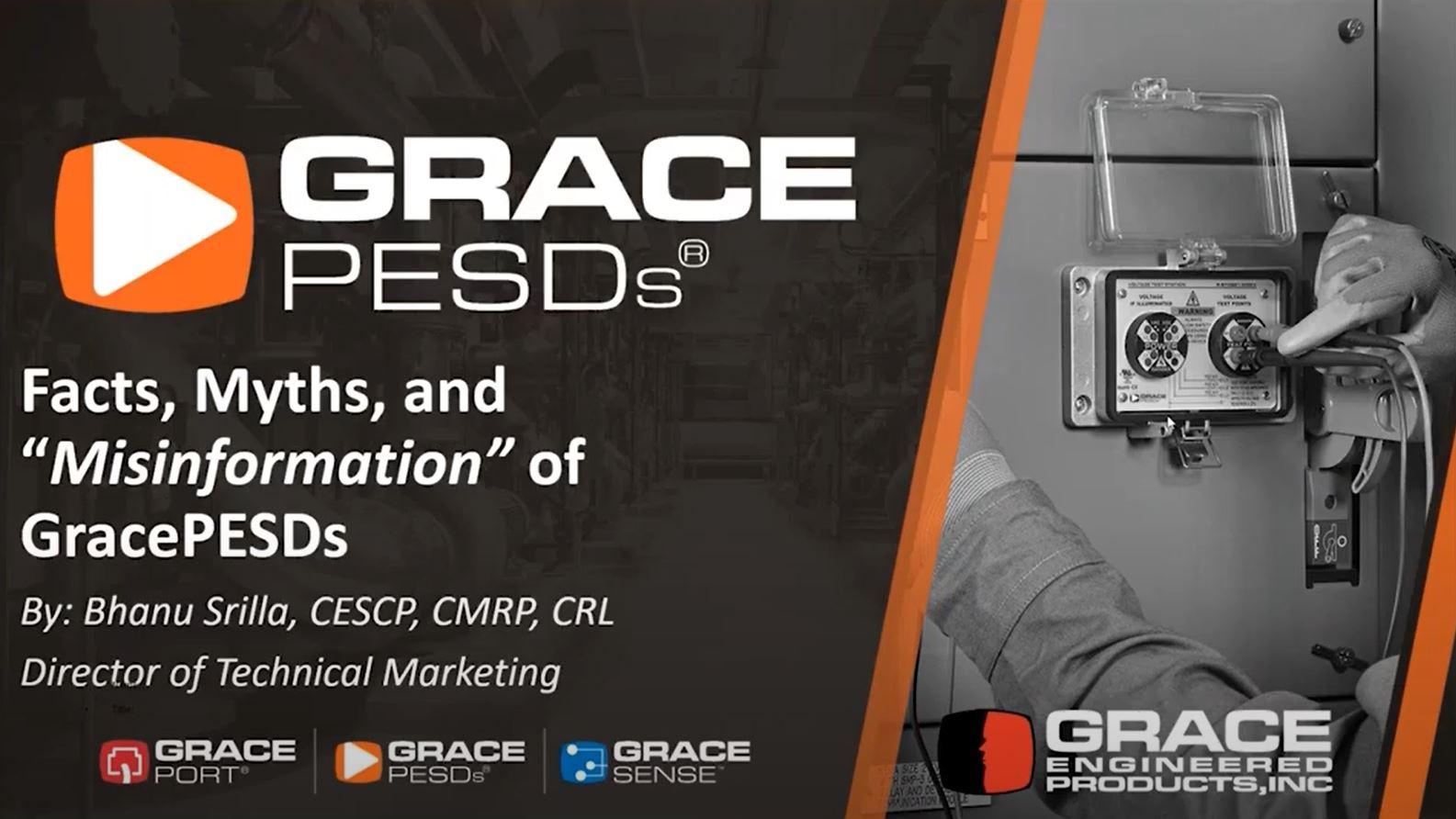 GracePESDs Facts and Myths