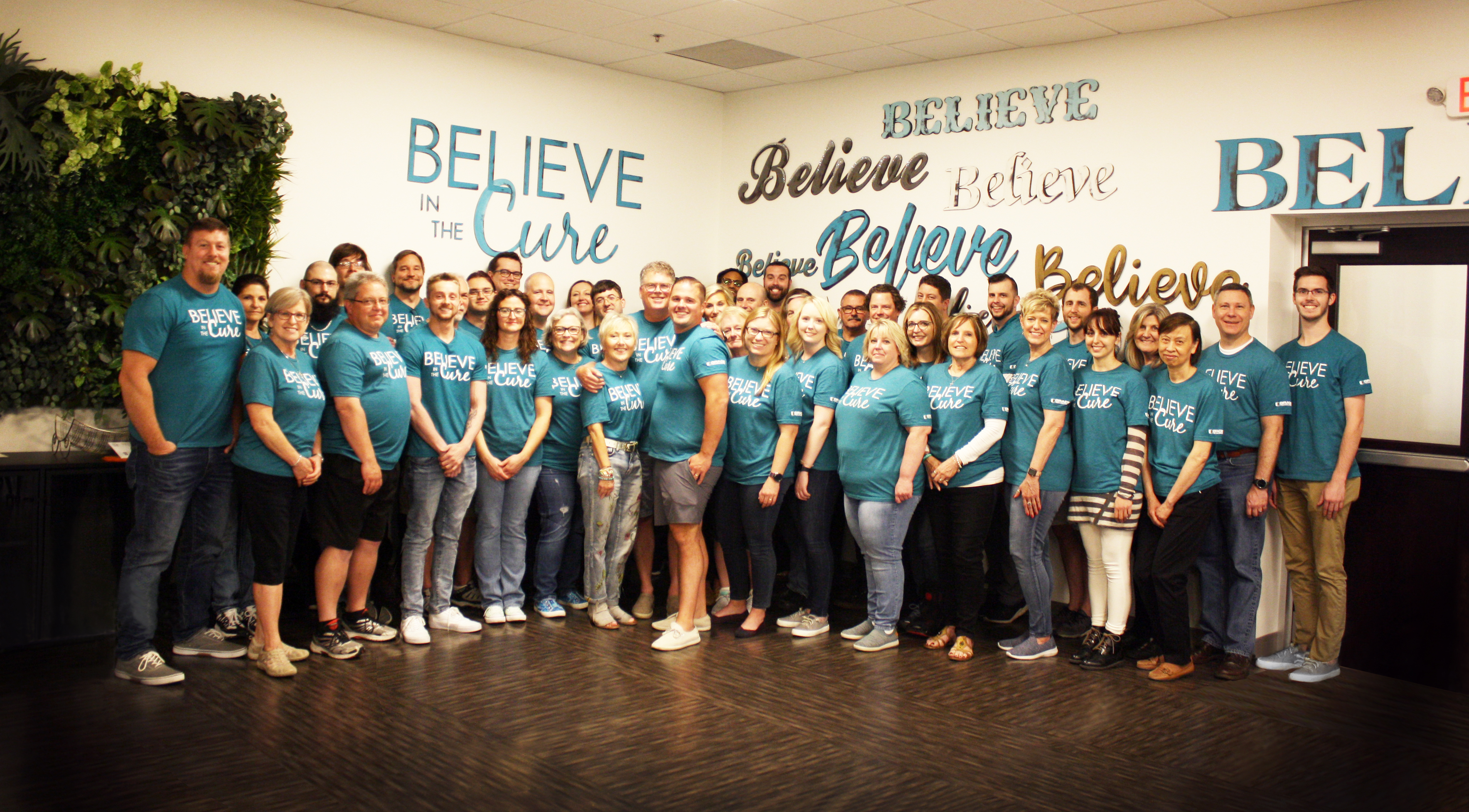 2021 Believe in the Cure Group