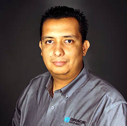 Hector Lopez. LATAM Sales Engineer